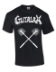 GUTALAX - toilet brushes - black T-Shirt size S