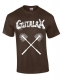 GUTALAX - toilet brushes - brown T-Shirt