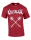 GUTALAX - toilet brushes - cardinal red T-Shirt size L