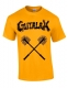GUTALAX - toilet brushes - gold T-Shirt