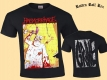 HAEMORRHAGE - Grume - BLACK - T-Shirt Size XL
