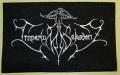 IMPERIUM DEKADENZ - Logo - gestickter Aufnäher