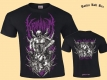 KRAANIUM - Larva Infested Cum Sluts - T-Shirt (Purple) Größe S