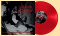 LAST DAYS OF HUMANITY -12'' LP - Horrific Compositions of Decomposition (Clear Red Vinyl) (Pre-Order 23th april 2021)