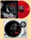 LAST DAYS OF HUMANITY -12'' LP + Slipmate - Horrific Compositions of Decomposition (Clear Red Vinyl) (Vorbestellung 23.04.21)