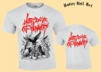 LAST DAYS OF HUMANITY - Human Remains - T-Shirt size L