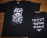 LAST DAYS OF HUMANITY - The stuff nightmares are made of - T-Shirt Size S