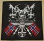 MAYHEM - Norway - woven Patch