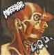 MESRINE / G.O.D. - split 7'' EP - (red Vinyl)