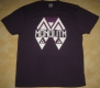 MONOLITH - Triangle - Purlpe Shirt