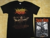 Bundle: NO ONE GETS OUT ALIVE - Die Like the Rest - CD + T-Shirt