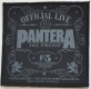 PANTERA - 101 Proof - woven Patch