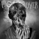 PIG DESTROYER - Gatefold 12'' LP - Head Cage (black Vinyl)