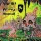 PLAGUEWOMB / OMNINEGATION / NECROTIFIXXION / ABSCHWÖRUNG - split CD - Four Ways To Agony