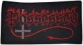 POSSESSED -Logo- Woven Patch