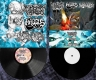 PULMONARY FIBROSIS / HAGGUS / INOPEXIA - 3way split 12'' LP -