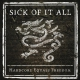 "SICK OF IT ALL -7"" EP- Hardcore equals Freedom"