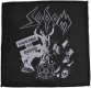 SODOM - Victims of Death - woven Patch