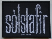 SOLSTAFIR - Logo - woven Patch