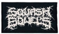 SQUASH BOWELS - emboidered logo Patch
