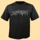 SUFFOCATION - grey Logo - T-Shirt size S