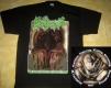 Satans Revenge On Mankind - Supreme - Black T-Shirt size XXL (2nd Hand)