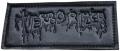 TERRORIZER - Logo - Leather Patch