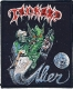 TANKARD - Alien - Gewebter Patch
