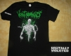 VOMIT REMNANTS - Brutally Violated - T-Shirt