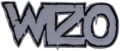 WIZO - Logo - gestickter cutted patch